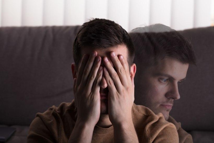 Kuidas mehed oma depressiooni varjavad?