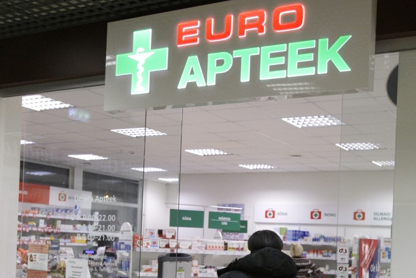 Euroapteek: apteegireform on täielikult liiva jooksnud