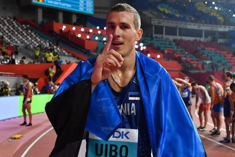 TOHOH! MM-hõbe Maicel Uibo osaleb Tallinnas rahvusvahelisel mitmevõistlusel