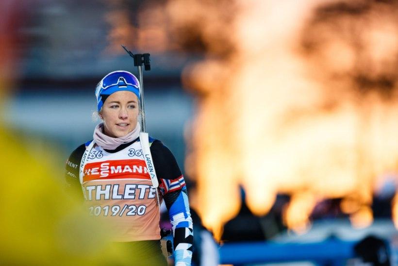 Johanna Talihärm: vastandlikud suusatamine ja laskmine teevad meie ala ägedaks