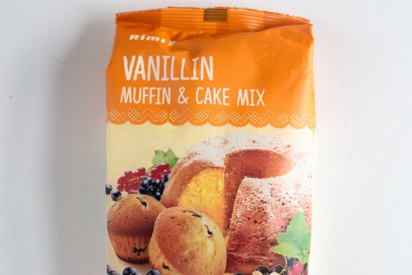 NAISTELEHT TESTIB | Muffinipulber – koduküpsetaja kiirabi