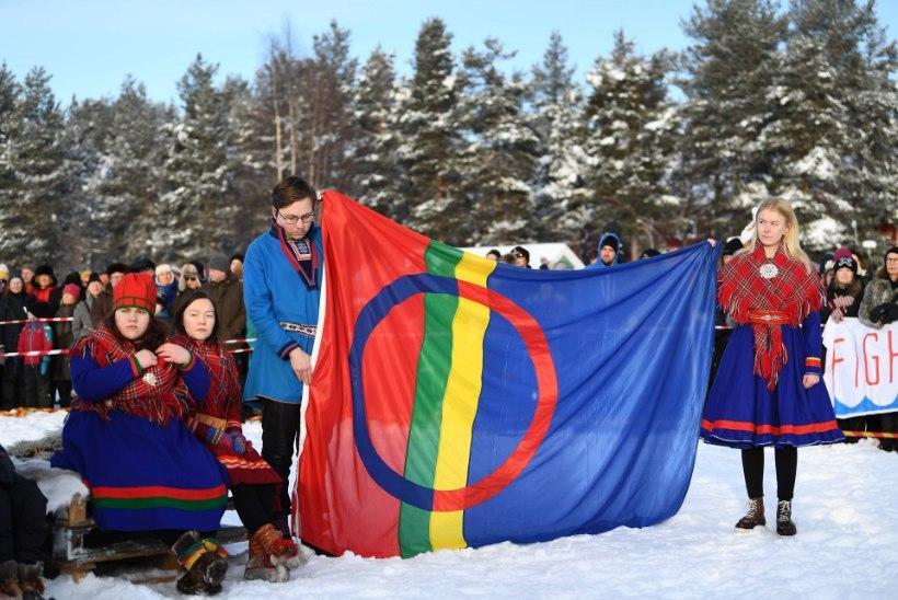 Rootsi sai ÜRO-lt saamide kehva kohtlemise eest noomida