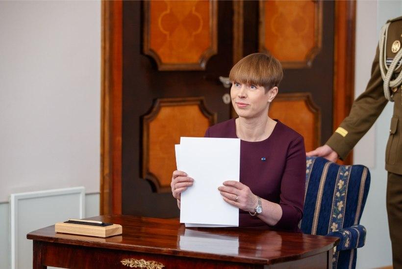 President ei kuulutanud pensionireformi välja. Mis saab edasi?