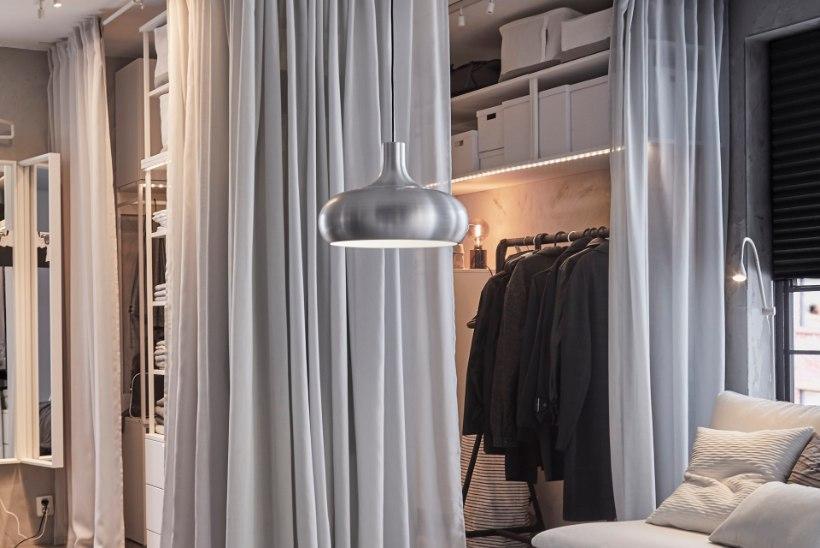 UUDNE LAHENDUS: kardinad, mis puhastavad toas õhku!