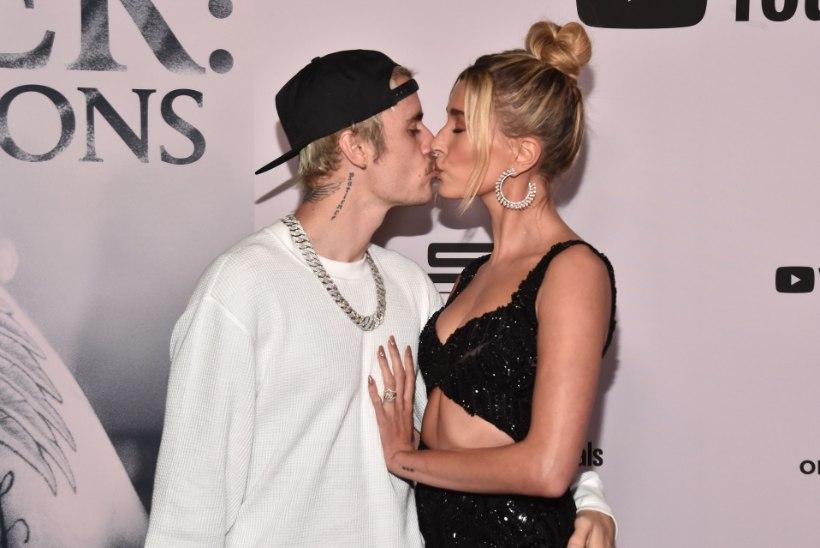 Justin Bieberil ja tema naisel on voodis üks kindel reegel