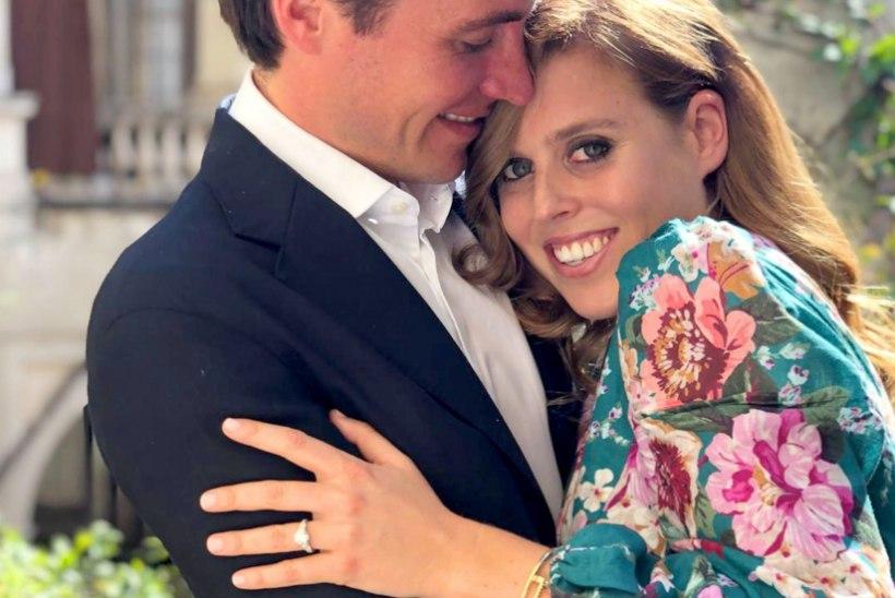 Printsess Beatrice'i pulmapäev tehti viimaks teatavaks