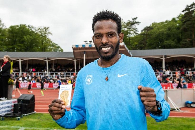 Rootsile vägeva kuldmedali toonud jooksja osutus petiseks