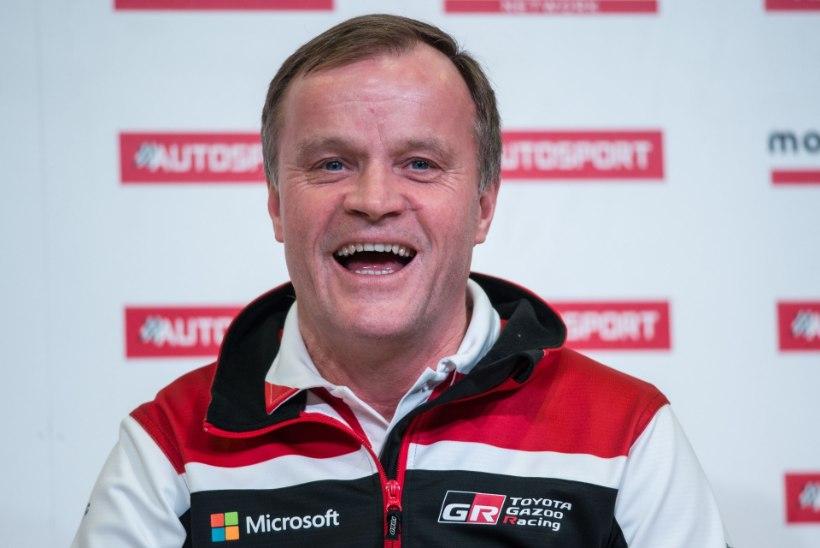 Tommi Mäkinen ületas jõhkralt kiirust, kuid keeldus selle eest trahvi maksmast