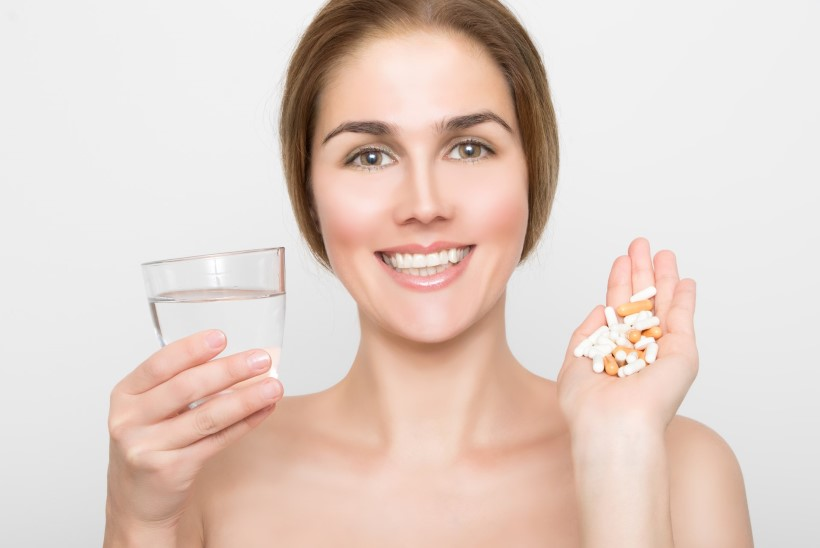 Unusta vitamiinide võtmisel isetegevus!