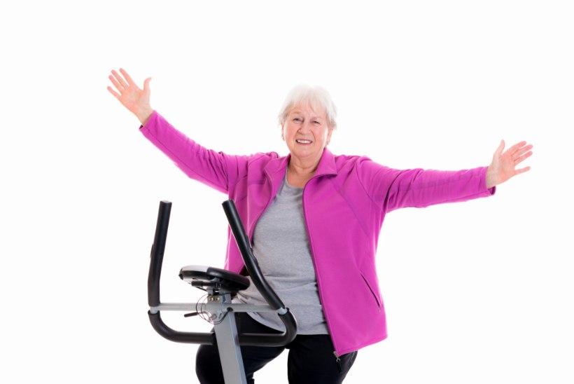 Ohhoo! Kardiotrenn parandab vaimset võimekust