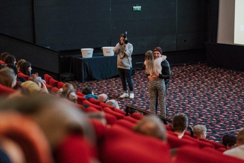 GALERII | Ekstreemspordi tähed kogunesid Simple Sessionist rääkiva dokumentaalfilmi esilinastusele