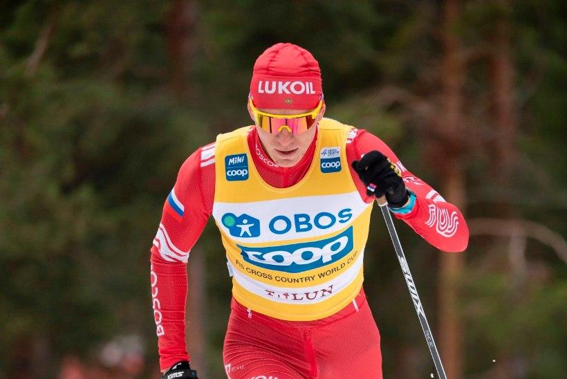 KES MUU? Faluni MK-etapi võitis Bolšunov, esikaheksas ainult Venemaa ja Norra esindajad