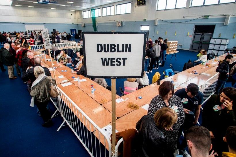 Iiri valimiste tulemused selguvad esmaspäev-teisipäev