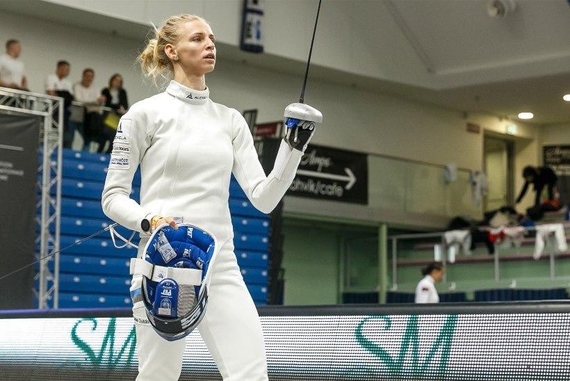 VÄGA VALUS! Eesti epeenaiskond langes üliolulisel Barcelona MK-etapil teises ringis konkurentsist