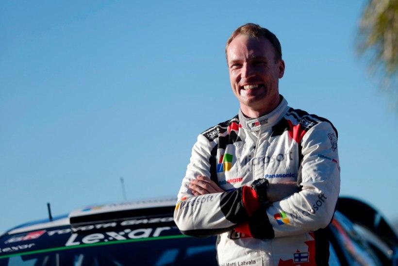 FOTOD | Jari-Matti Latvala avalikustas tänavuse hooaja WRC-masina disaini
