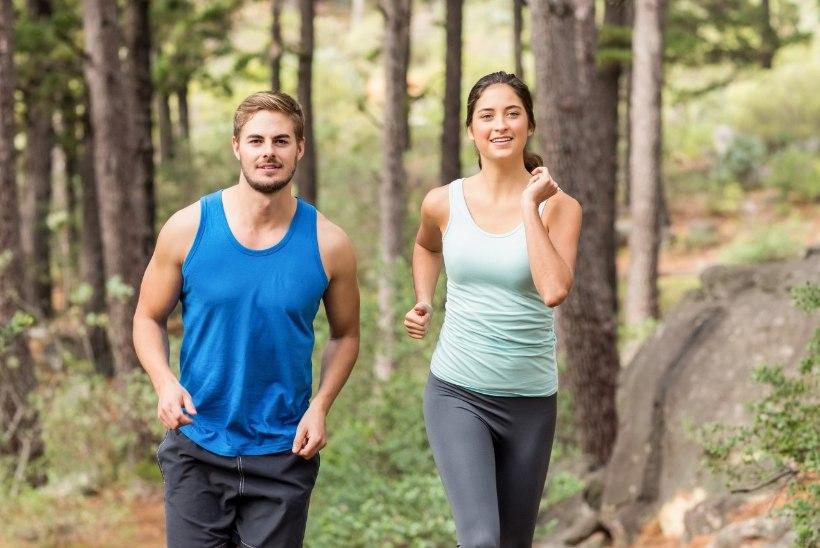 Kuidas treenida nii, et südamele liiga ei teeks?