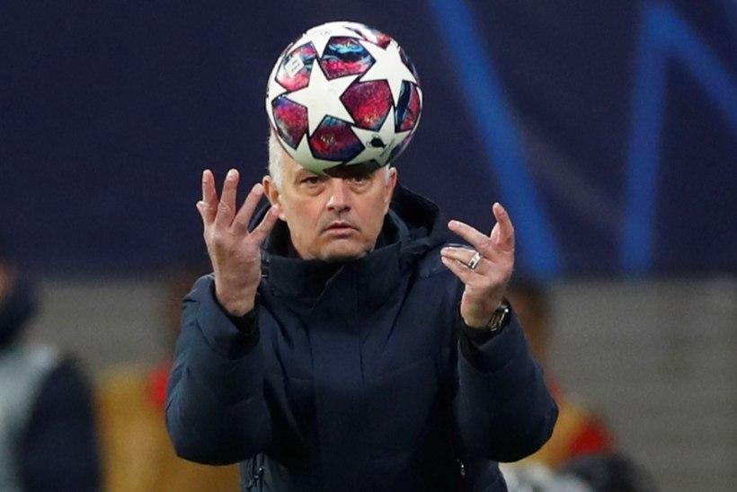 MEISTRITE LIIGA | Mourinho ja Tottenhami lootused purustati Saksamaal, Valencia imet teha ei suutnud