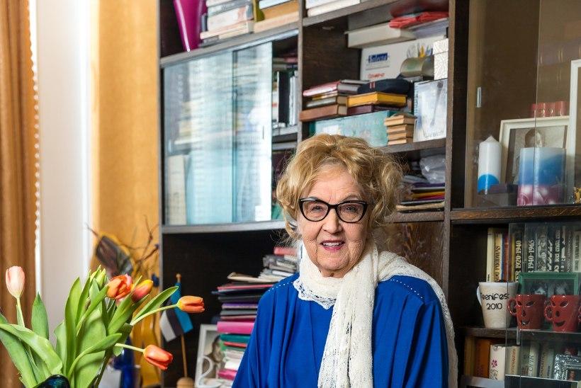 60 AASTAT LASTEGA: Maie Kilgas on näitlema õpetanud ka Andrus Vaarikut, Dan Põldroosi ja Mikk Saart