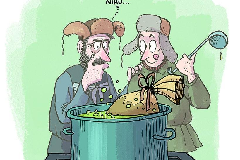 USKUMATU, AGA TÕSI:  32 000 rubla maksnud koduõlu