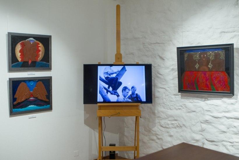 GALERII | Jüri Arrak avaldas näituse teostest, mida on inspireerinud ka tema abikaasa