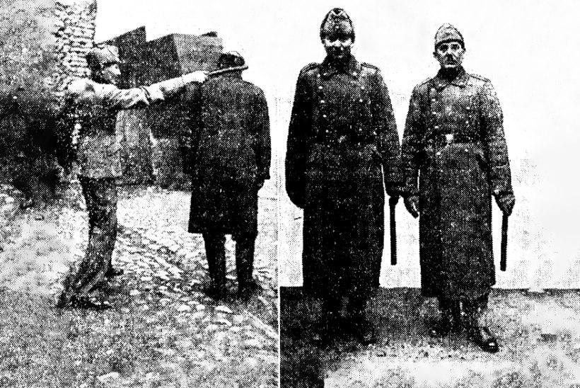 Märtsis ajaloos: EW politsei saab kumminuiad