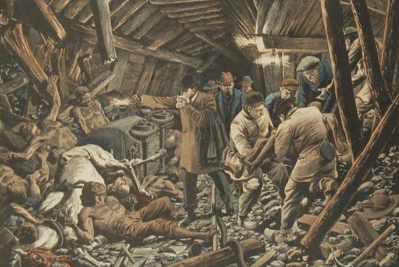 MINEVIKUHETK | 10. märts: Prantsusmaa söekaevanduses toimus kohutav plahvatus