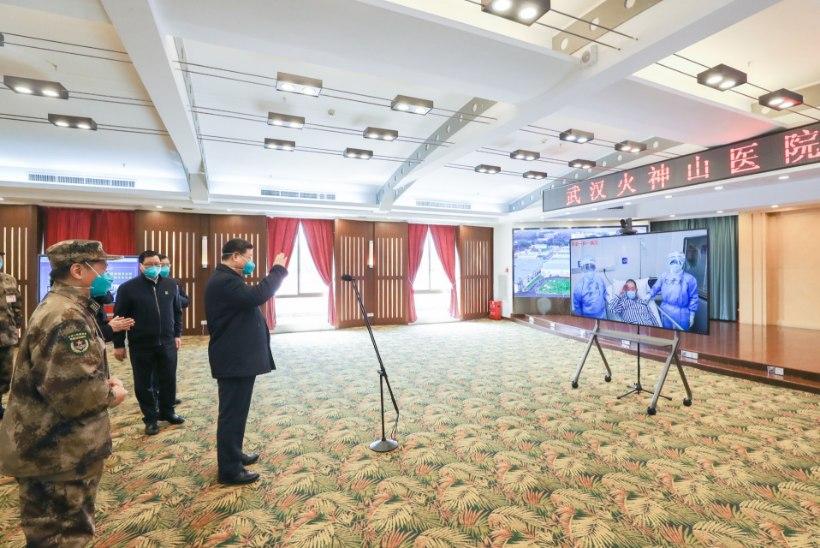 LOOTUSKIIR: kas Hiina on koroonaviirust seljatamas?