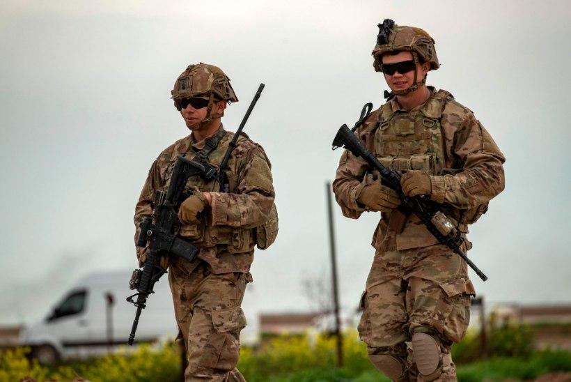 KOKKULEPE TALIBANIGA: USA alustas vägede väljaviimist Afganistanist