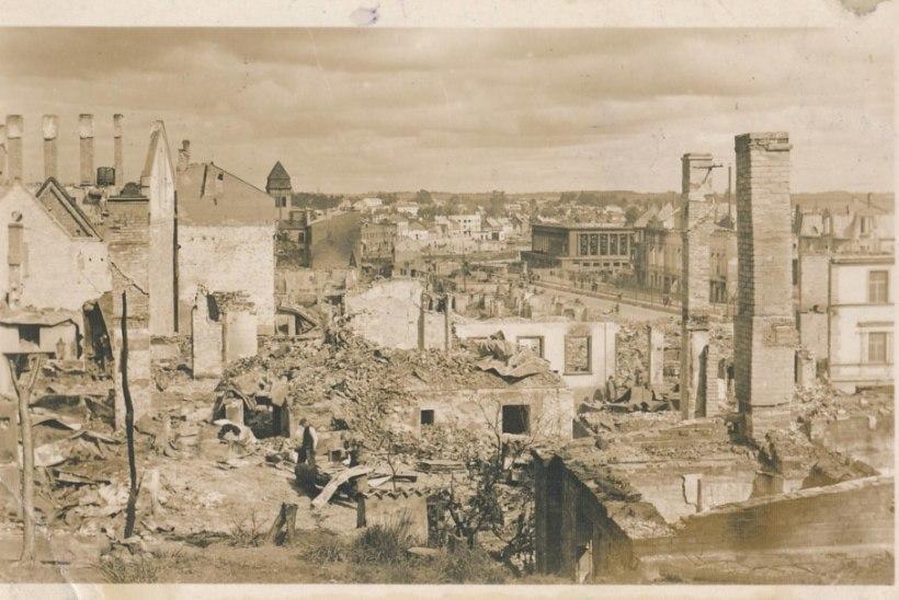Inimlihavorst Tartus: kas varemetes tegutseski salavabrik?