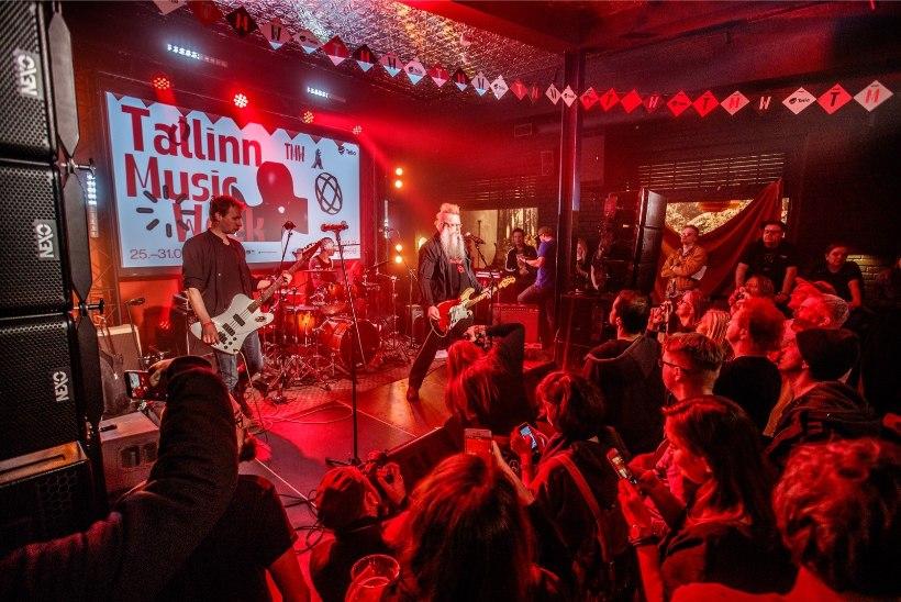 Tallinn Music Week lükkub koroonaviiruse tõttu augustisse