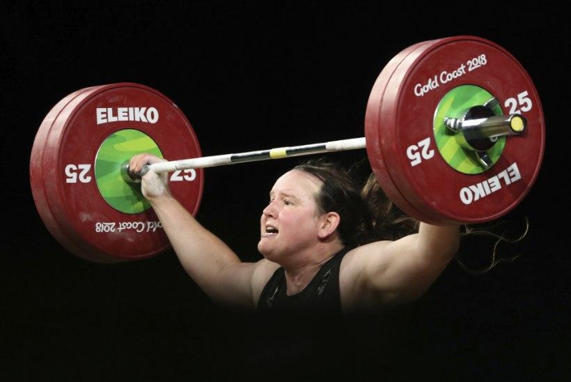 OLÜMPIAKOMITEE SUUR MURE: mehena sündinud sportlased naiste seas võistlemas