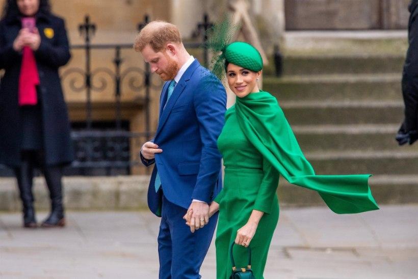 KÄTTEMAKSU MEISTRIKLASS! Millest kõneles Meghani hüvastijätuturnee garderoob?