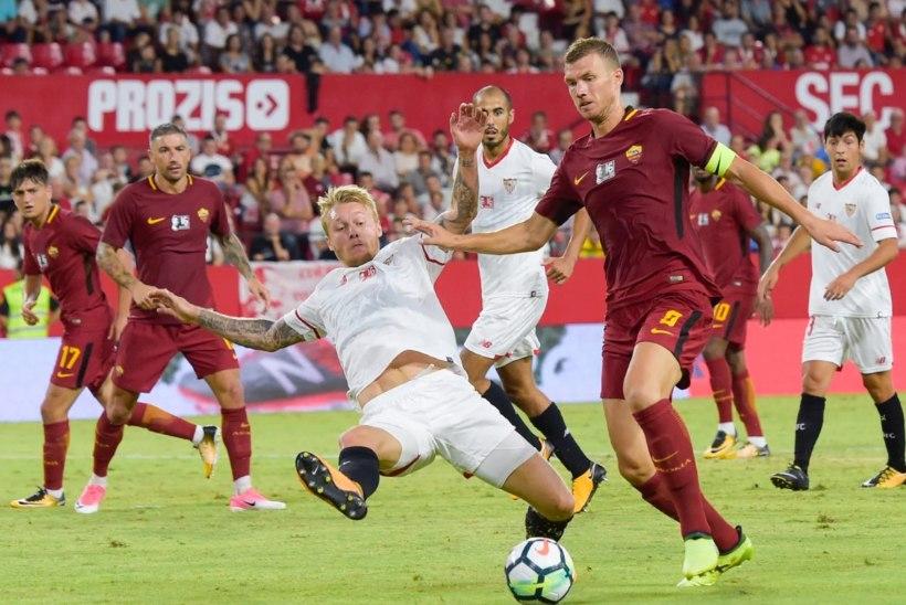 Segadus Euroopa liigas: AS Roma loobus matšist Sevillaga
