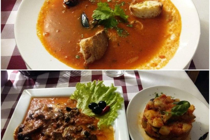 KARMO TÜÜRI SUPIPÖIAL | La Dolce Vita – see puhvet teeb Itaalia köögile au