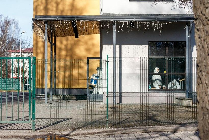 Kõik koolid suletakse, taastatakse ka piirikontroll. Eestis on kokku 27 koroonaviirusesse nakatunut