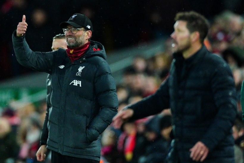 Jürgen Klopp soovitas Atleticol päris jalgpalli mängima hakata