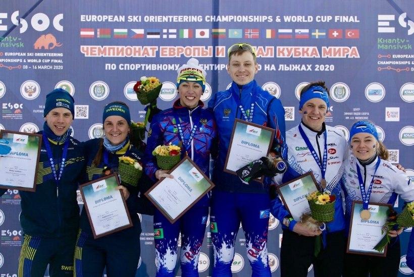 HEA TÖÖ! Eesti duo võitis EMil sprinditeates pronksmedali