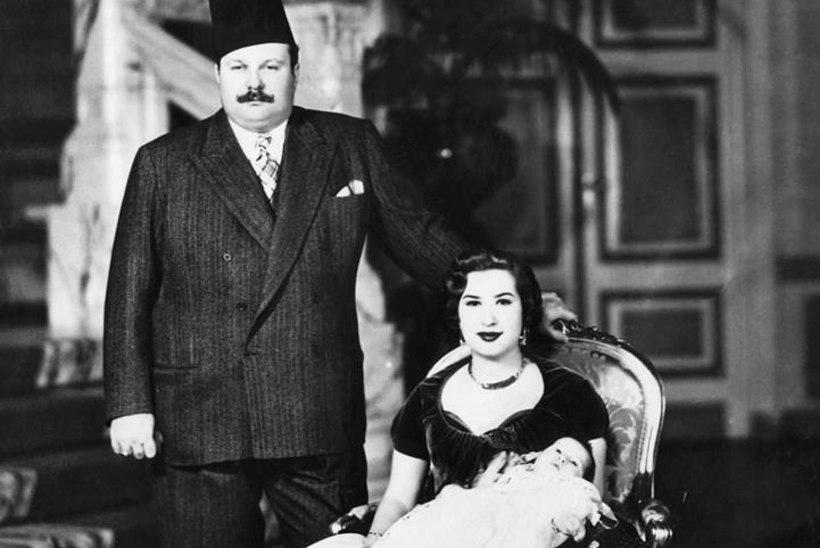 Egiptuse kuningas Farouk I: rasvunud ja liiderlik monarh