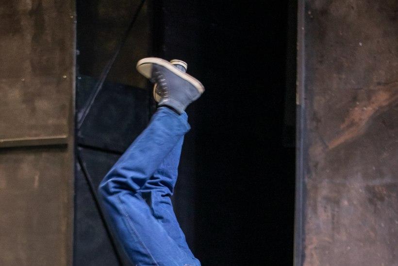 """Ain Mäeots: """"Pangarööv"""" nõuab näitlejatelt tsirkuseartisti osavust – siin on olnud verd ja pisaraid"""