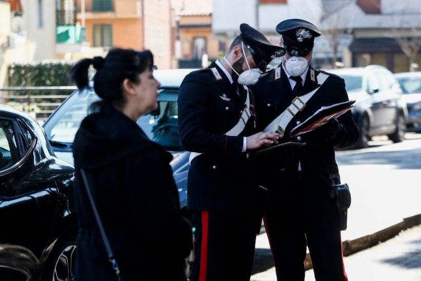 KOROONAVIIRUS LEVIB 125 RIIGIS: Itaalias suri ühe päevaga 189 inimest. Paljud riigid karmistavad piiranguid. Lätis kuulutati välja eriolukord