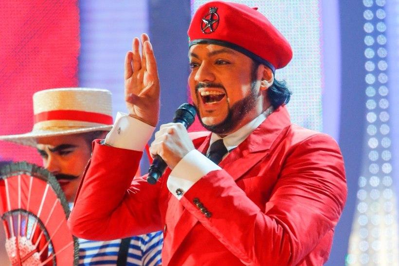 Oktoobrisse lükatud Filipp Kirkorovi kontsert jääb taas ära