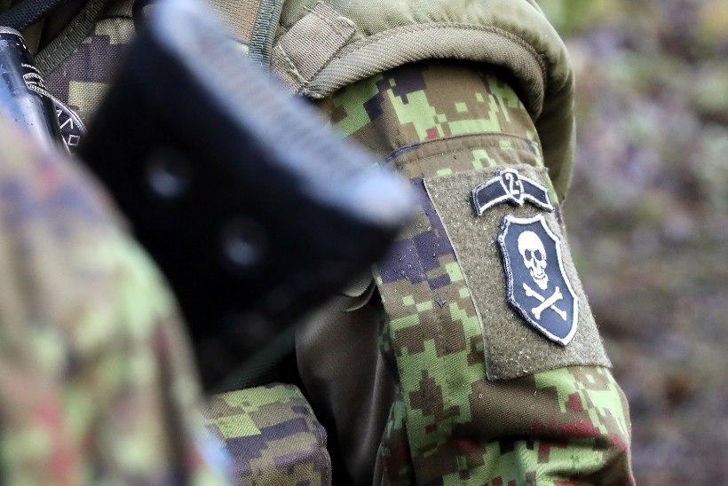 Koroona võit: sõdureid hoitakse viiruse kartuses väeosades
