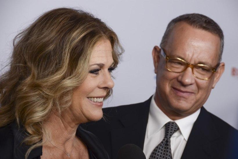 Näitleja Tom Hanksil on koroonaviirus