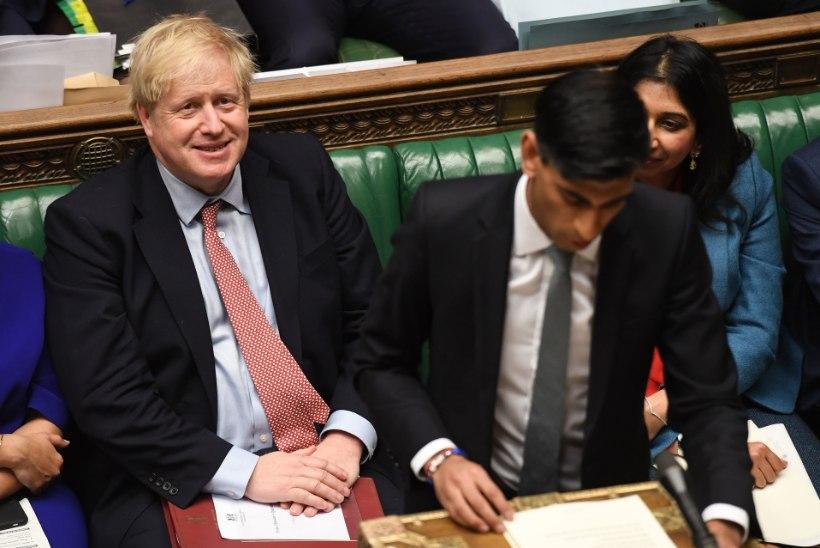 KOROONAVIIRUSE RÄNGA SURVE ALL: Briti peaminister lahendab võrrandit kahe tundmatuga