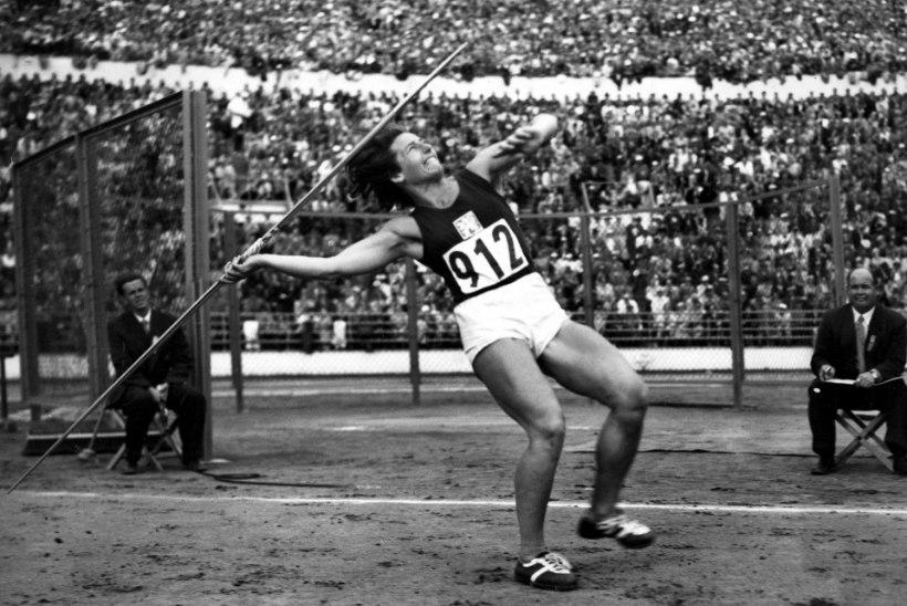 Suri odaviske olümpiavõitja ja endine maailmarekordiomanik