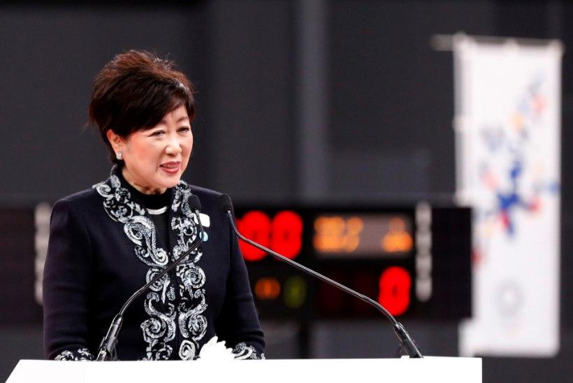 Tokyo kuberner ja Jaapani olümpiaminister: mängude tühistamine on mõeldamatu