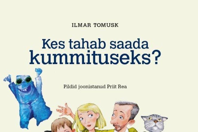 Ilmar Tomusk: et peaksin hakkama lasteraamatuid kirjutama, ütles mulle unenäos Astrid Lindgren