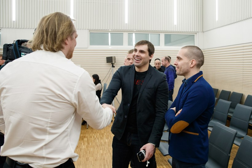 GALERII | Kohus saatis Tallinnas ja Rakveres võimutsenud jõugu liidrid pikaks ajaks trellide taha