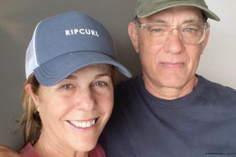 Koos abikaasaga koroonat põdev Tom Hanks avaldas karantiiniselfi