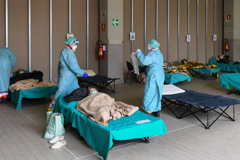 KOROONAVIIRUSE KIIRE LEVIK: 136 riiki, 5394 surnut, 144 000 nakatunut ja 70 700 tervenenut. Itaalias ühes päevas 250 surnut